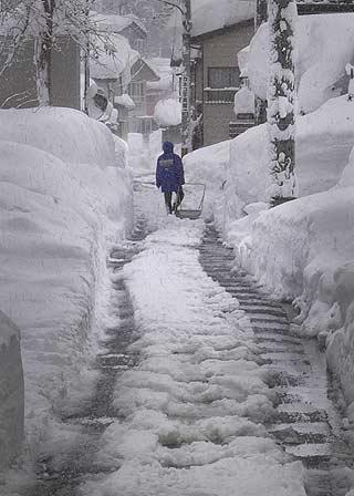 雪国イメージ