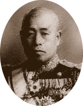 元帥海軍大将 山本五十六